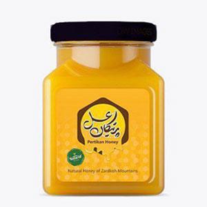 عسل گون پرتیکان(۱۰۰۰ گرمی)